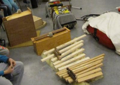 lage rytmeinstrumenter i barnehagen